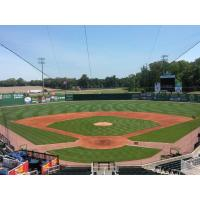 The Ballpark at Jackson, home of the Jackson Generals